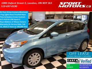 Used 2015 Nissan Versa Note SV+Bluetooth+Camera+New Tires+Brakes+Rust Proofed for sale in London, ON