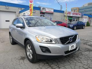 Used 2010 Volvo XC60 3.2_ PANORAMIC SUNROOF_BLIND SPOT SENSOR_LEATHER for sale in Oakville, ON