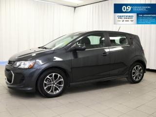 Used 2018 Chevrolet Sonic LT RS Hatchback, Sunroof, Alloys, Bluetooth and more!! for sale in Dartmouth, NS