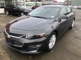 Used 2018 Chevrolet Malibu LT for sale in Campbell River, BC