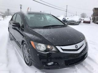 Used 2010 Acura CSX Tech Pkg for sale in Gloucester, ON
