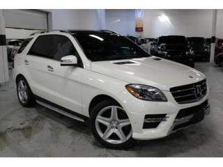 Used 2013 Mercedes-Benz ML-Class ML 350 BlueTEC 4MATIC   AMG for sale in Vaughan, ON