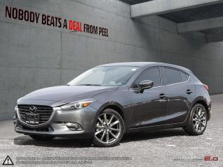 Used 2018 Mazda MAZDA3 Sport GT Premium Pkg*Sunroof*NAV*Radar*Clean for sale in Mississauga, ON