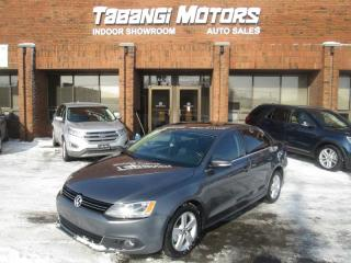 Used 2013 Volkswagen Jetta COMFORTLINE | NO ACCIDENTS | SUNROOF | HTD SEATS for sale in Mississauga, ON