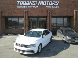 Used 2015 Volkswagen Jetta NO ACCIDENT | BIG SCREEN | REARCAM | HEATED SEATS for sale in Mississauga, ON