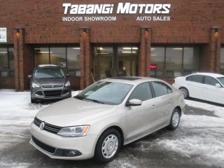 Used 2013 Volkswagen Jetta COMFORTLINE |SUNROOF | NO ACCIDENT | HTDSEATS | B\T for sale in Mississauga, ON