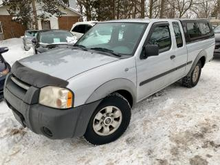 Used 2002 Nissan Frontier King Cab I4 for sale in Halton Hills, ON