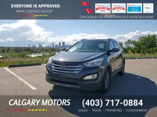 Used 2016 Hyundai Santa Fe Sport AWD 4DR 2.4L for sale in Calgary, AB