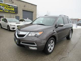 Used 2010 Acura MDX AWD|Tech Pkg|Leather|Navi|RearCam|DVD|7 Passengers|remot sta for sale in Newmarket, ON