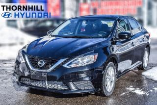 Used 2017 Nissan Sentra SV  - Bluetooth -  Power Windows for sale in Thornhill, ON