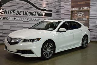 Used 2015 Acura TLX Tech+awd+kit Aero for sale in Laval, QC