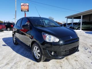 Used 2014 Mitsubishi Mirage SE for sale in Kemptville, ON