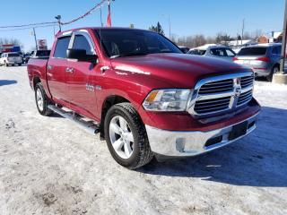 Used 2014 RAM 1500 SLT for sale in Kemptville, ON