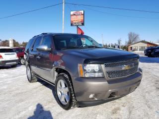Used 2011 Chevrolet Tahoe LTZ for sale in Kemptville, ON