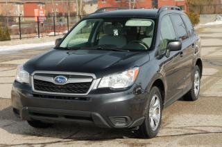 Used 2015 Subaru Forester 2.5i AWD | Bluetooth | CERTIFIED for sale in Waterloo, ON