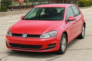 Used 2015 Volkswagen Golf 1.8 TSI Trendline 1-Owner | No Accidents | CERTIFIED for sale in Waterloo, ON