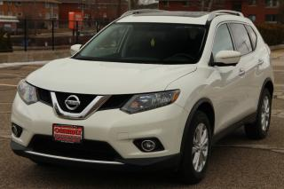 Used 2014 Nissan Rogue SV 7 Passenger | NAVI | ONLY 64K | CERTIFIED for sale in Waterloo, ON
