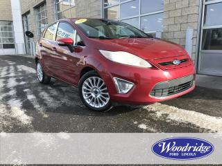 Used 2011 Ford Fiesta SES 1.6L, CLOTH SEATS, AUTOMATIC, BLOCK HEATER. for sale in Calgary, AB