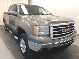 Used 2013 GMC Sierra 1500 SLT LEATHER SEATS, REMOTE START, REAR VISION CAMERA for sale in Lethbridge, AB