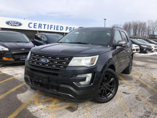 Used 2017 Ford Explorer XLT 4WD|REMOTE START|BLUETOOTH|NAVIGATION for sale in Barrie, ON
