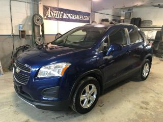 Used 2014 Chevrolet Trax AWD 4dr LT w/1LT for sale in Kingston, ON