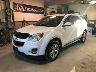 Used 2013 Chevrolet Equinox FWD 4DR LT W/2LT for sale in Kingston, ON
