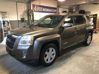 Used 2010 GMC Terrain AWD 4dr SLE-1 for sale in Kingston, ON