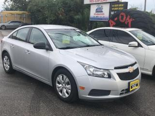 Used 2013 Chevrolet Cruze 4dr Sdn LS w/1SB for sale in Oakville, ON