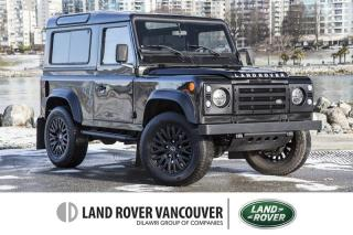 Used 1995 Land Rover Defender 90 *Rare Classic! for sale in Vancouver, BC