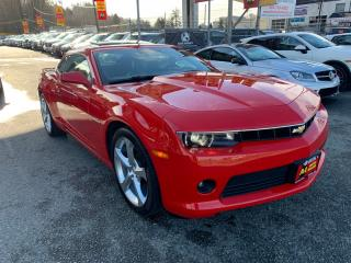Used 2015 Chevrolet Camaro 2LT Coupe RS for sale in Surrey, BC