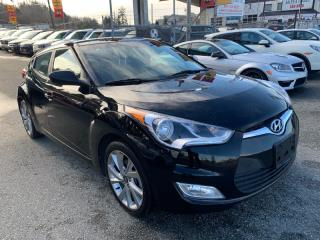 Used 2016 Hyundai Veloster 3DR CPE AUTO for sale in Surrey, BC