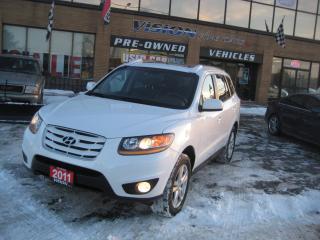 Used 2011 Hyundai Santa Fe GL 3.5 Sport/ Sunroof /AWD/ Bluetooth/H.seats for sale in North York, ON