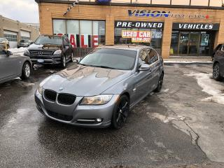 Used 2011 BMW 335i xDrive/SPORTS PCKG/NAVI for sale in North York, ON