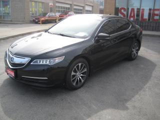 Used 2015 Acura TLX Bluetooth|Heated Seats|Rearview Camera for sale in North York, ON