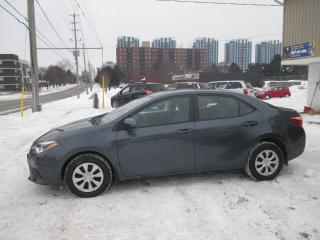 Used 2016 Toyota Corolla CE for sale in Waterloo, ON