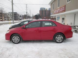 Used 2009 Toyota Corolla LE for sale in Waterloo, ON