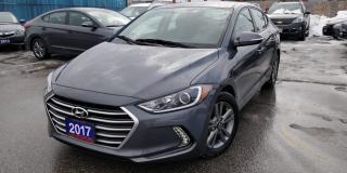 Used 2017 Hyundai Elantra GL for sale in BRAMPTON, ON