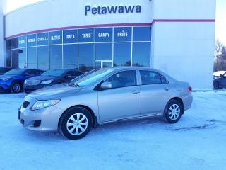 Used 2010 Toyota Corolla CE with Convenience Pkg for sale in Pembroke, ON