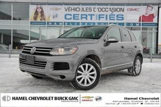 Used 2013 Volkswagen Touareg Comfortline for sale in St-Léonard, QC