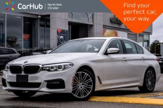 Used 2019 BMW 5 Series 530i xDrive|AWD|Sunroof|Nav|Bluetooth|Keyless_Go|Backup_Cam|19