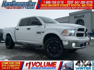 Used 2016 RAM 1500 OUTDOORSMAN/LIFT/8.4/HEMI/4X4/CAM & MORE!!! for sale in Milton, ON