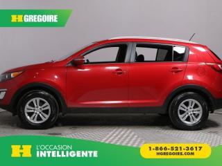 Used 2012 Kia Sportage LX A/C GR ELECT for sale in St-Léonard, QC
