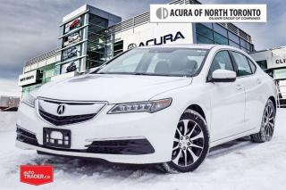Used 2015 Acura TLX 2.4L P-AWS w/Tech Pkg Acura Certified | 7 yr Warra for sale in Thornhill, ON