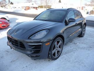 Used 2017 Porsche Macan GTS for sale in Ste-Marie, QC