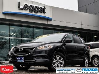 Used 2015 Mazda CX-9 GS-LUXURY PKG, NAVIGATION, REMOTE START, BLUETOOTH for sale in Burlington, ON