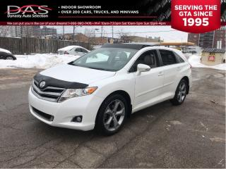 Used 2013 Toyota Venza PANORAMIC ROOF/LEATHER/REAR CAMERA for sale in North York, ON