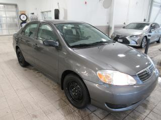 Used 2007 Toyota Corolla CE NO DAMAGE CLEAN CARPROOF for sale in Toronto, ON