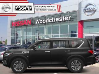 New 2019 Infiniti QX80 7-Passenger  - Navigation -  Sunroof for sale in Mississauga, ON