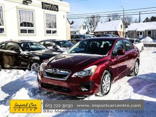 Used 2014 Subaru Impreza 2.0i w/Touring Pkg LOW KMS 5 SPEED H.SEATS WOW!! for sale in Ottawa, ON