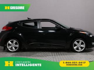 Used 2013 Hyundai Veloster 3DR CPE MAN LTD for sale in St-Léonard, QC
